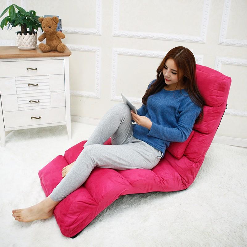 Mobília da Sala de Vida de luxo Dobrável Sofá Preguiçoso