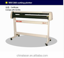 Gweike rabbit hx-1360n cutting plotter vinyl cutter WK1360