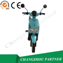 Hot sale Turquoise Blue 48V 12Ah Li-ion battery 350W motor electric scooter