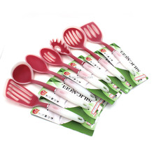 food grade silicone kitchen tool set/silicone kitchen accessories/kitchen utensil