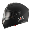 2015 german dot motorbike helmet accessories DOT/ECE matt double visor helmets