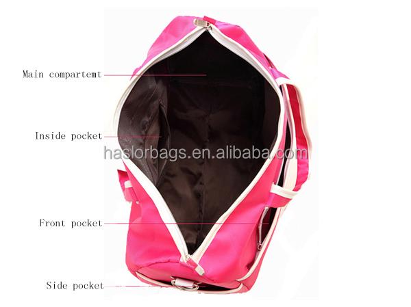 Gros mode à main en Nylon sac de voyage / extérieur léger sac de Sport