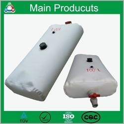 Renewable Energy Chongqing Alfa Plastic 100L-50000L Flexible Portable Soft Drink Tank