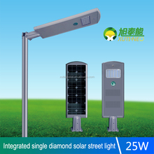 25w high end solar garden light /all in one solar street light 3gp king led grow light