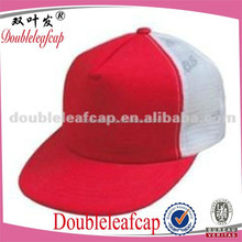 Custom Logo Wholesale Design Your Own 5 Panel Hat Cap/Blank Wholesale 5 Panel Hats/Leather Strap 5 Panel Hats
