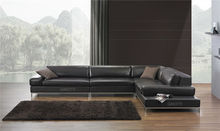 Lazy boy leather sofa S6042 Italian leather sofa modern leather sofa