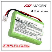 ATM Machine Battery With High Quality NiMH 700mAh 3.6V