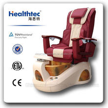 white usedi mp3 and airbag pedicure chair