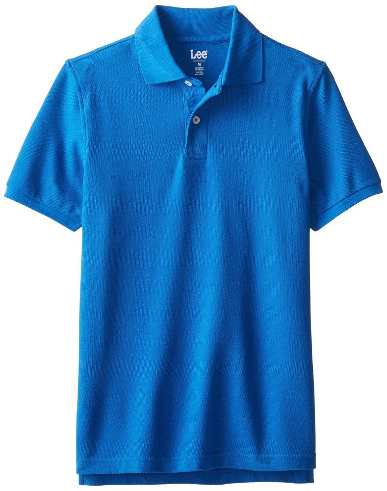 Custom solid color men 39 s polo shirt uniform polo t shirt for Where to buy polo shirts cheap