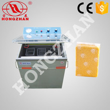 Hot sale DZ320-A Hongzhan stianless steel single chamber table top vacuum nitrogen flushing sealing machine