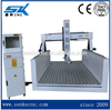 SENKE CE Certificate China hot sale EPS mold cnc router 3d cnc router /EPS foam Styrofoam cnc router