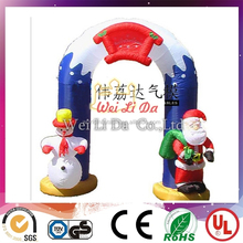 inflatable arch for christmas decoration