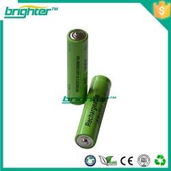 rechargeable lr6 bateria brighter battery 1.5v aa last long as 1.5v toshiba aa battery