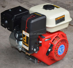 Chongqing made honda type Recoil/Electric 16HP Single cylinder motor