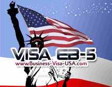 Investimento das empresas & de imigração para os EUA por EB-5, L-1, EB - 1C e outros vistos