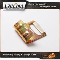 Manufacturer direct supply cheap zinc plated lifting hook