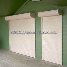 roll up screen door