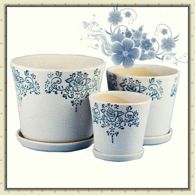 2013 Hot Sale Ceramic Large Decorative Flower Pots Buy