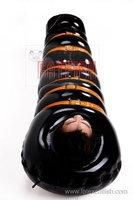 Heavy Inflatable Latex Sleepsack