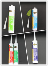 low price of one components silicone sealant has good adhesion with most construction materialswith 280ml/300ml cartridge