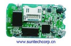 MP5, MP4,MP3 circuit board,