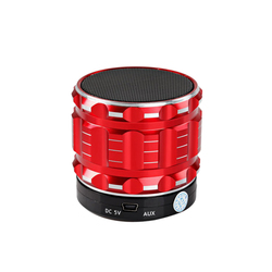 Mini S28 Wireless Bluetooth Speaker 3.0 Hand-free Mic Stereo Portable Speakers Outdoor Speakers TF Card Call Function Subwoofer