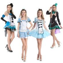 Mad Hatter Fancy Dress Up Tea Party Alice In Wonderland Hens Costume