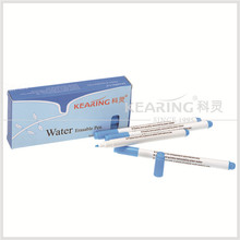 Kearing # WB10 hot - sell Fabric Temporary Mark fine tip blue water erasable pen