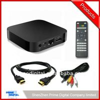2014 Cheapest hotsell arm cortex a9 amlogic 8726-m3 android tv box