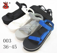 2015 beautiful plain high heel eva sandals for women