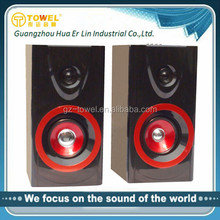 Outdoor Concert Active Sound System