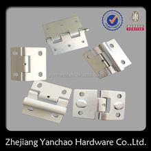 China factory OEM custom furniture door hinges stamping metal