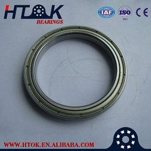 Good Vibration and Stable Performance Deep Groove Ball Bearing 6810 ZZ RS