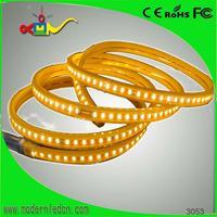 12v/24v smd 2835 solar powered waterproof led strip lights