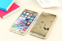 Wholesale Transparent Cover Tempered Glass Screen Protector For iPhone 6 For Newest Designs and Devices