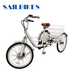 best quality electric tricycle for disabled people