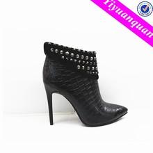 Mature Sexy Women High Heel Dress Shoes