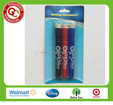 Magnetic Non-toxic whiteboard marker pen with an eraser