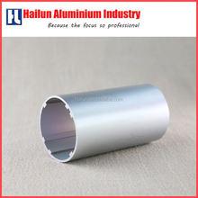 Portas e janelas de alumínio perfil lote de produção profissional costume fazer todos os tipos de trilho de cortina de alumínio