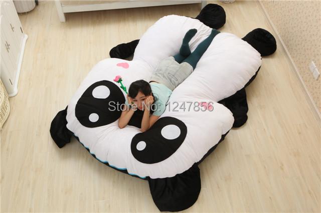 large chinese cartoon stuffed plush animals animals panda style decorative pillows decorate. Black Bedroom Furniture Sets. Home Design Ideas