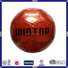 China supplier brand PU world cup soccer ball