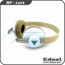 mobile phone accessories stereo noise cancelling headband headphones ear muffs gaming headset for sport mp3 player