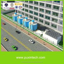 PUXIN biogas digester/sewage treatment plant for 100m3/day Sewage sludge treatment