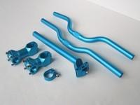nice color mountain bike parts MTB bicycle handlebar stem seat post