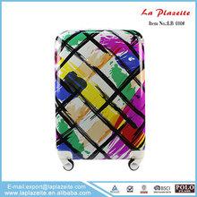 Large storage luggage bag, royal polo luggage trolley case