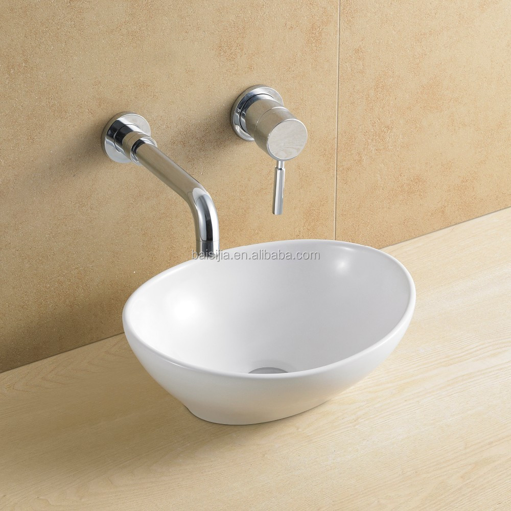 Small Wash Basin Price : Sanitary Ware Ceramic Mini Wash Basin/bathroom Design (bsj-a8085 ...