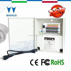 cctv 12V switching power supply for ahd camera