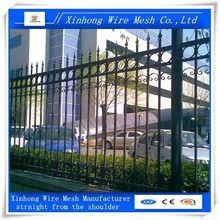 wrought iron fence specifications