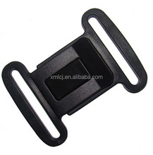 2015 hot sale 38mm plastic buckles ring buckle belt buckle