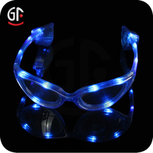 Party Decoration Customized Wholesale Glowing In Dark Sunglasses For Man